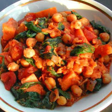 North-South Sweet Potato Curry