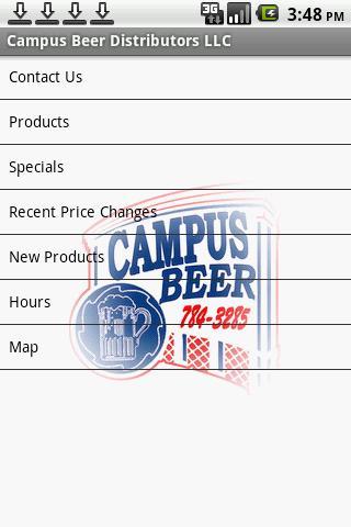 Campus Beer Distributors LLC