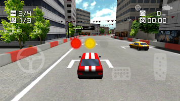 Screenshot of Street Car Racing Motors