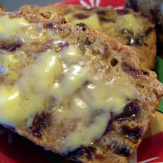 Low Fat Carrot and Fruit Loaf