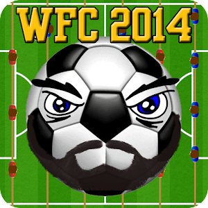 World Foosball Cup 2014 - play to win the trophy cup