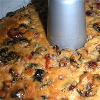 Crushed Pineapple Fruitcake