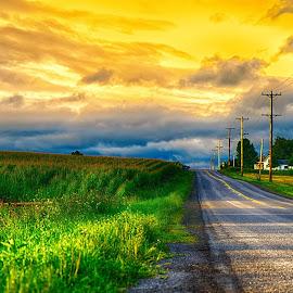 by Adam Rossi - Transportation Roads