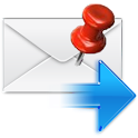 Locale send position Plug-in icon