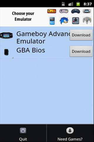 玩免費工具APP 下載Emulator Player xGBA app不用錢 硬是要APP