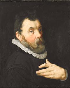 RIJKS: copy after Aert Pietersz.: painting 1700