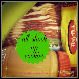 All Shook Up Cookies