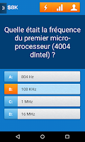 Screenshot of Millionnaire