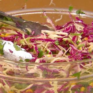 Cabbage Corn Salad Recipes