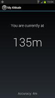 Screenshot of My Altitude
