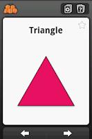 Screenshot of Shapes