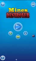 Screenshot of Mines Destroyer