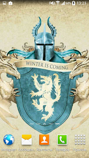 Wallpaper with Game of Thrones - screenshot