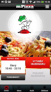 Cotton Club - Pizza Brandýs - screenshot