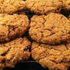 Molasses Oat Bran Cookies