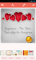 Screenshot of InstaText - Instagram Text