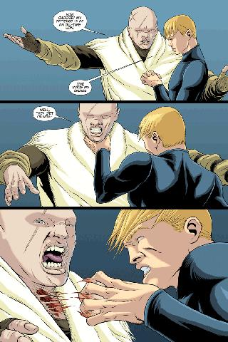 Logan's Run Issue 4