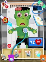Screenshot of Monster Hospital - Kids Games