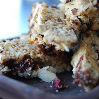 Granola Bars with Chocolate Chips