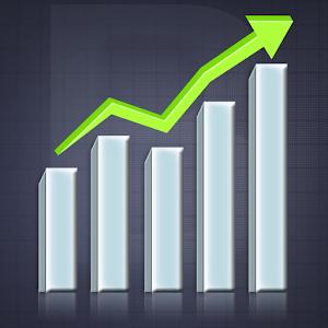 Stock trading game app