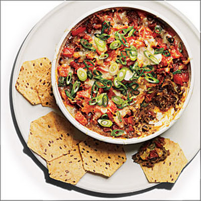 Baked Black Beans with Chorizo