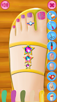 Screenshot of Foot Spa