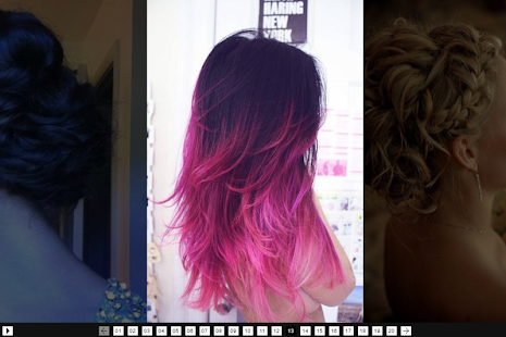 Women Hairstyles Color - screenshot