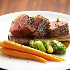 Beef Short Ribs with Cumin-Butter Carrots