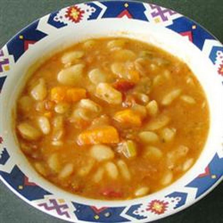 Luscious Lima Bean Soup Recipe | Yummly