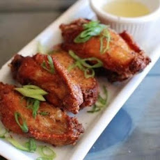 Cuban Chicken Wings