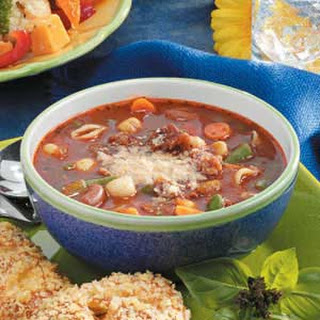 Shortcut Minestrone