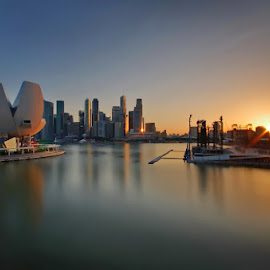 by Ken Goh - City,  Street & Park  Skylines (  )