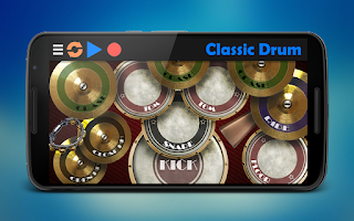 Screenshot of Classic Drum
