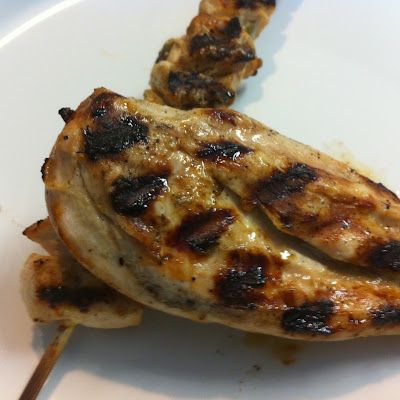 Chili Lime Grilled Chicken