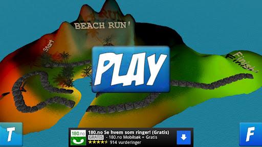 Beach Run Board Game Free