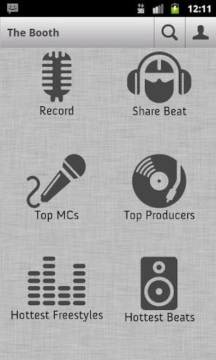The Booth Rap Studio