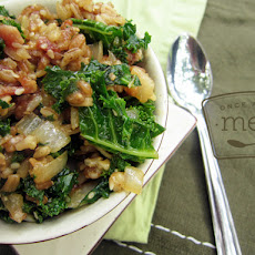 Grains and Greens Salad
