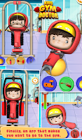 Screenshot of Kids Gym Doctor - Kids Game