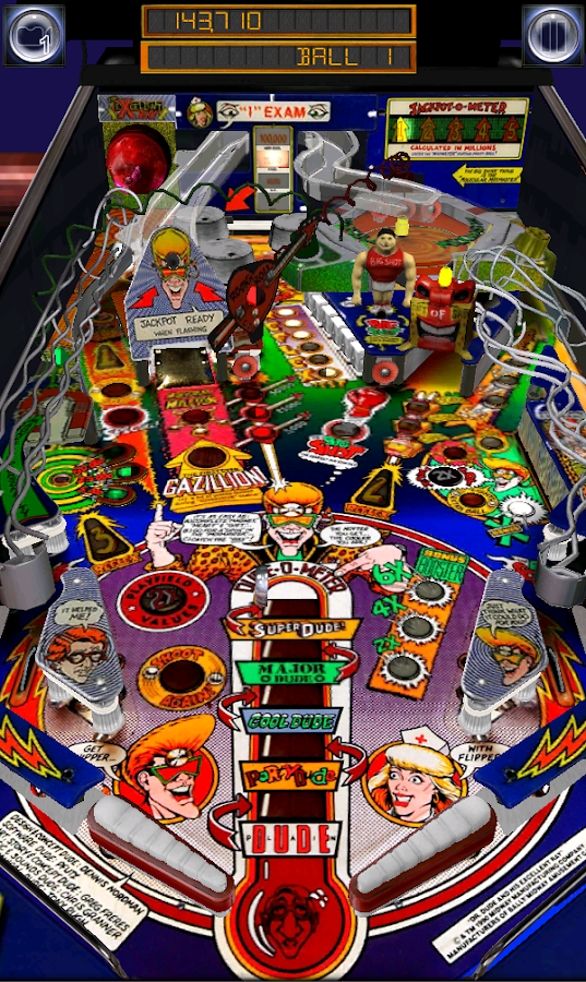 Pinball Arcade Screenshot 17