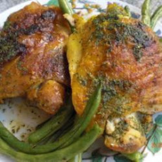 Lime Butter Chicken Breasts