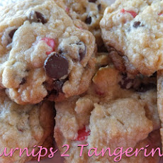 Nestle Toll House Valentine Chocolate Chip Cookies
