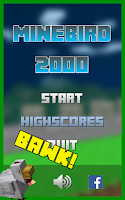 Screenshot of MineBird 2000 3D