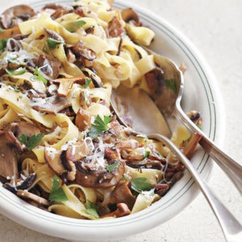 bolognese sauce pasta bolognese mushroom bolognese with fettuccini ...