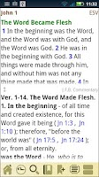 Screenshot of AcroBible ESV