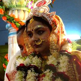 by Aninda Maiti - Wedding Bride