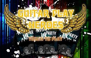 Screenshot of Guitar Heroes