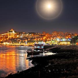 Gaia´s Moonlight by Antonio Amen - Landscapes Travel