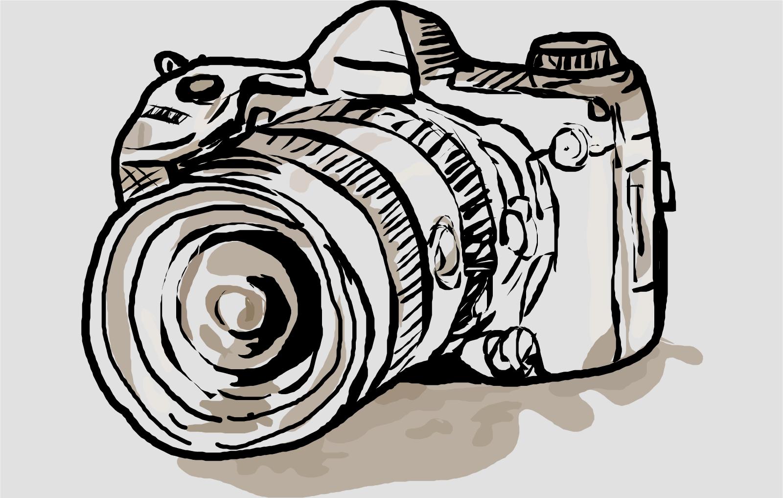 Camera Drawings Camera