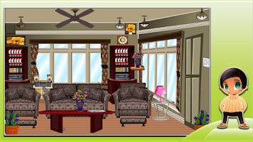 Screenshot of Sunlit Room Escape