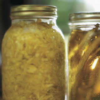 Fermented Sweet Pickle Relish
